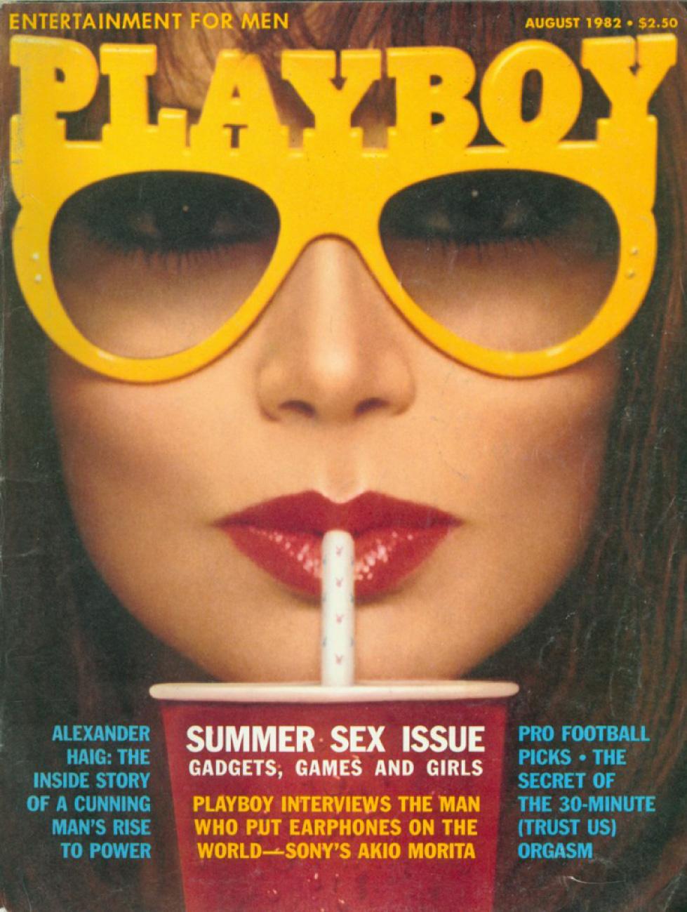 Странички с журнала плейбой 22 фотография